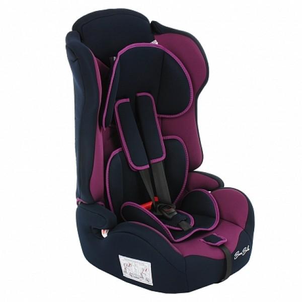 Автокресло Bambola Primo (9-36 кг) Фиолетовый/Синий