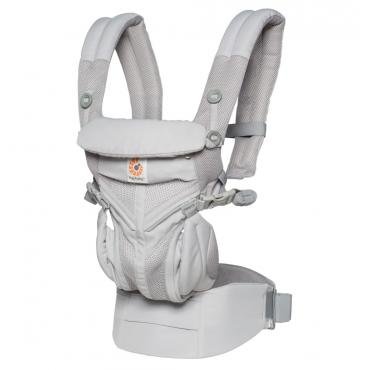 Рюкзак-Кенгуру Ergobaby Omni 360, Cool Air Mesh - Pearl Grey