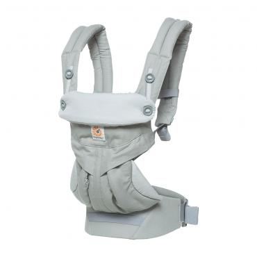 Рюкзак-Кенгуру Ergobaby 360, Cool Air Mesh Pearl Grey