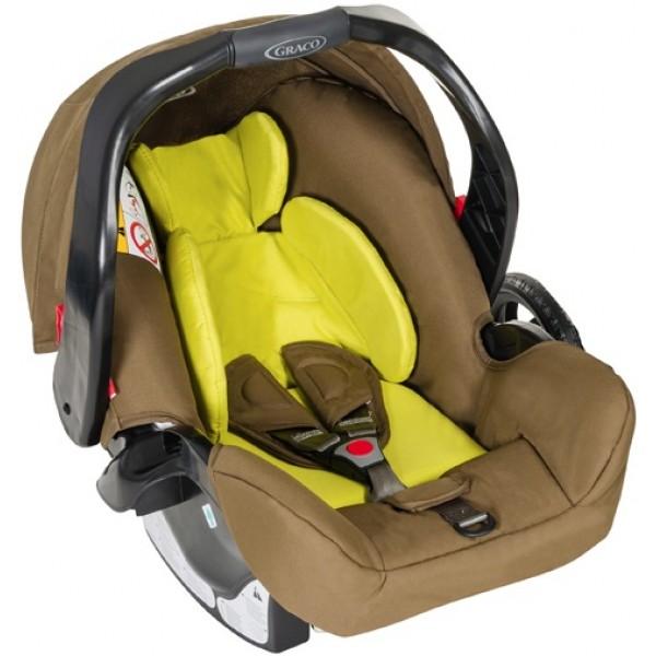 Автокресло Graco Junior Baby (0-13 кг) High End Olive