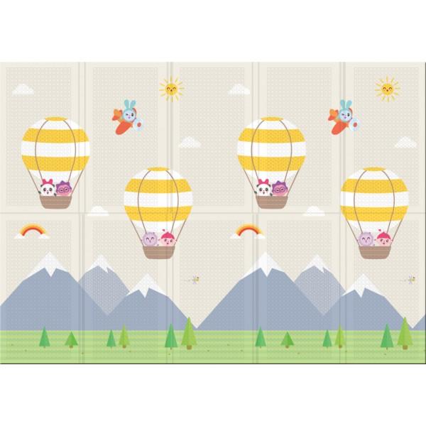 Термо коврик складной Parklon Portable Малышарики, 140x200x1 см