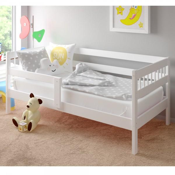 Кровать Подростковая PITUSO Hanna, Белый