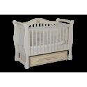 Кровать детская Антел Джулия 11, слоновая кость