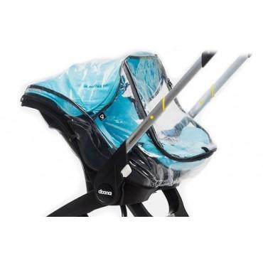 Дождевик SimpleParenting для коляски-автокресла Doona