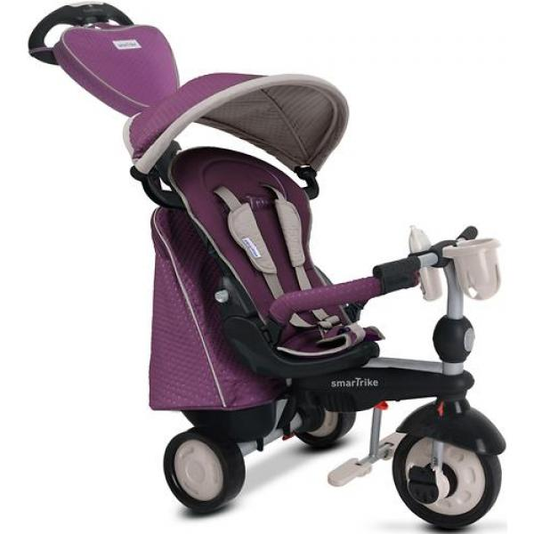 Велосипед SmarTrike 5в1 Recliner Infinity Purple
