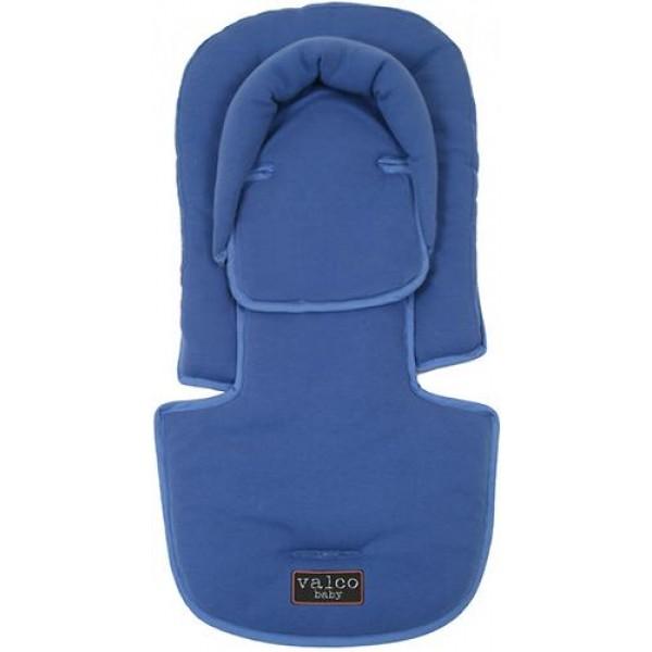 Вкладыш Valco baby All Sorts Seat Pad, цвет Blue