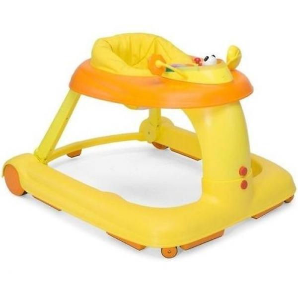 Ходунки Chicco 123 Baby Walker, Orange