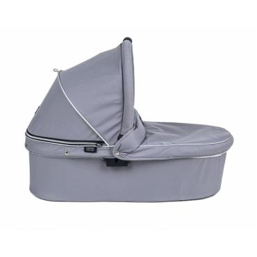 Люлька Valco baby Q Bassinet для Trimod X, Snap 4 Ultra, Quad X, Cool Grey
