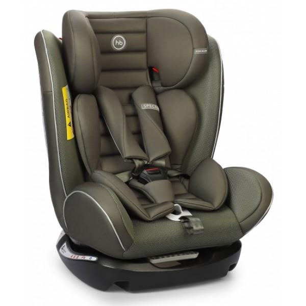Автокресло Happy Baby SPECTOR (0-36 кг) Dark Green
