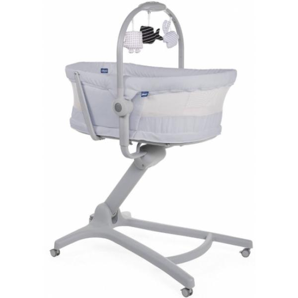 Кроватка-стульчик Chicco Baby Hug 4в1 Stone
