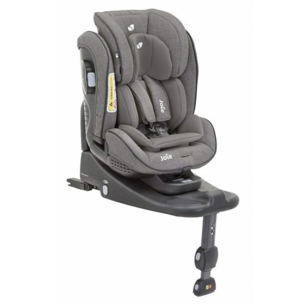 Автокресло Joie Stages Isofix (0-25 кг) Foggy Gray
