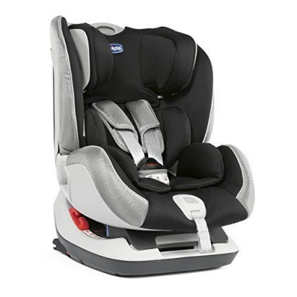 Автокресло Chicco Seat Up 012 Polar Silver (0-25 kg) 0+