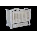 Кровать детская Антел Джулия 11, белый