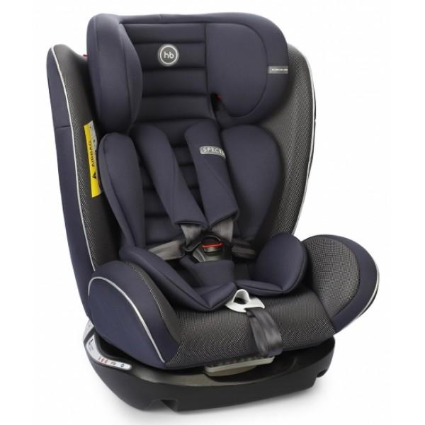 Автокресло Happy Baby SPECTOR (0-36 кг) Navy Blue