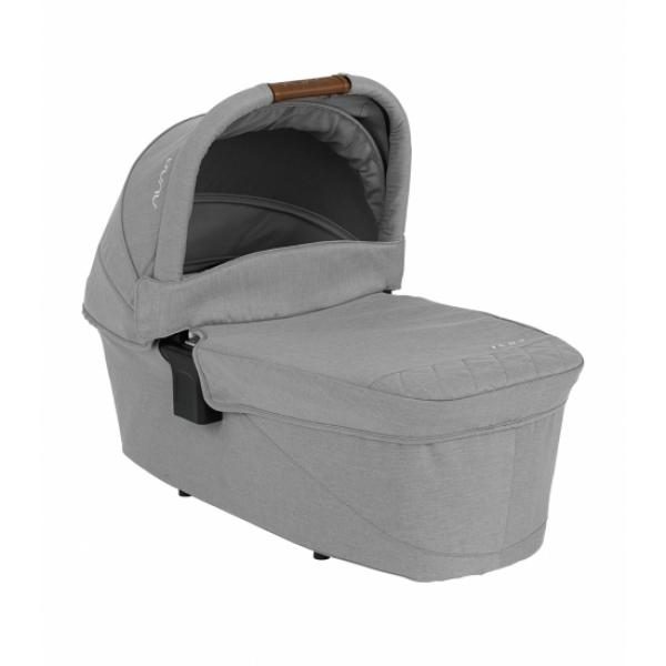 Люлька Nuna Triv Chrome carry cot, Frost
