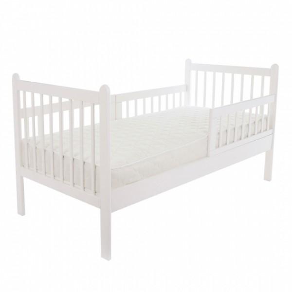 Кровать подростковая PITUSO EMILIA, Белый
