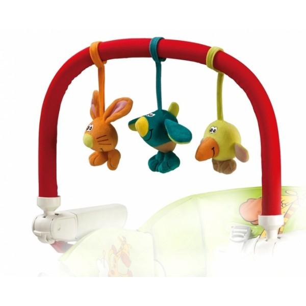 Дуга с игрушками Peg Perego Play Bar