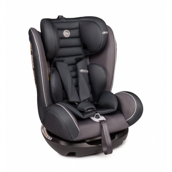 Автокресло Happy Baby SPECTOR (0-36 кг) graphite