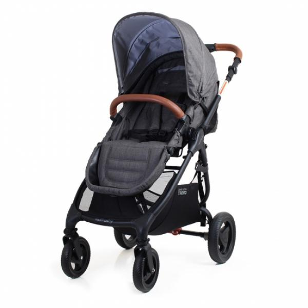 Коляска Valco baby Snap 4 Ultra Trend, Charcoal