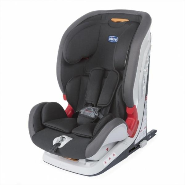Автокресло Chicco Youniverse Fix Jet Black (9-36 kg) 12+