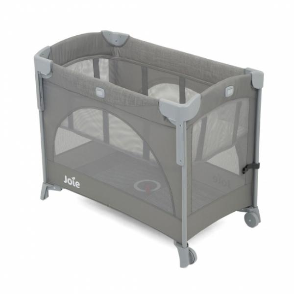 Кровать-манеж Joie Kubbie Sleep, Foggy gray