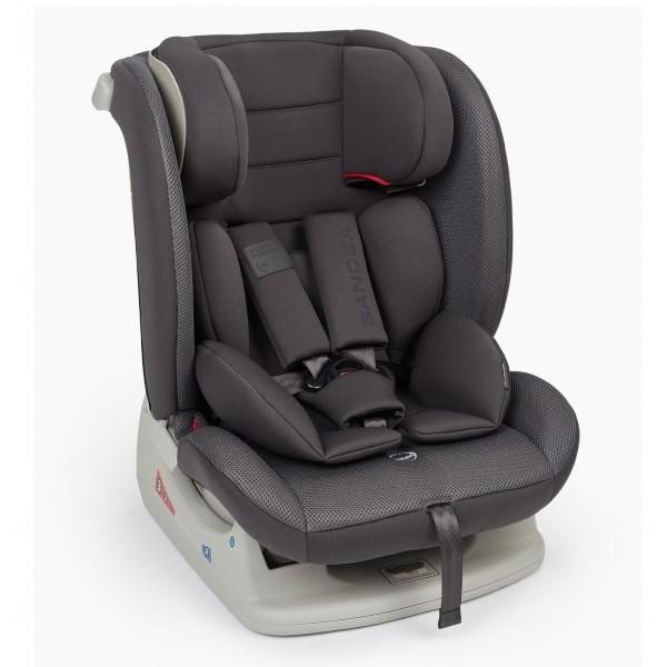 Автокресло Happy Baby Sandex (0-36 кг) Graphite