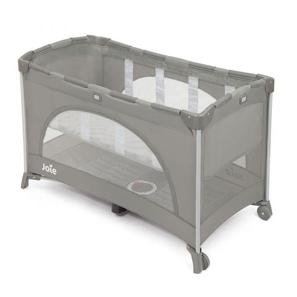 Кровать-манеж Joie Allura 120, Gray Flannel