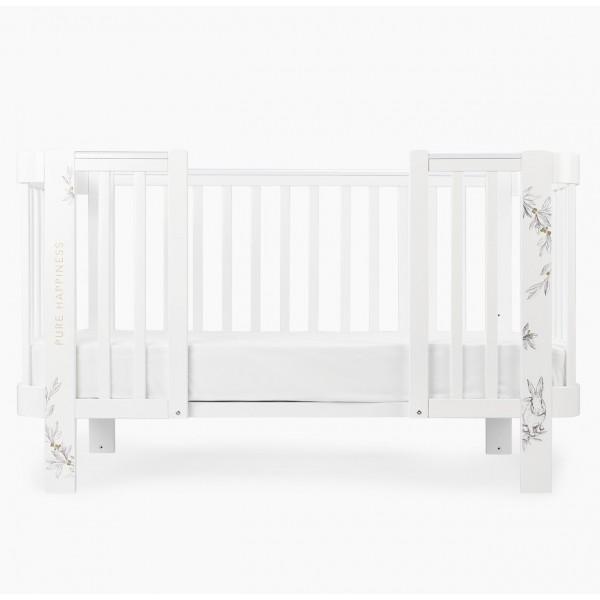 Комплект расширения для люльки раздвижной Happy Baby Mommy Love White