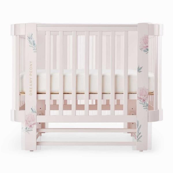 Люлька-кроватка Happy Baby MOMMY LOVE, Pink
