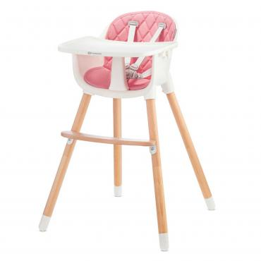 Стульчик для кормления Kinderkraft SIENNA Pink