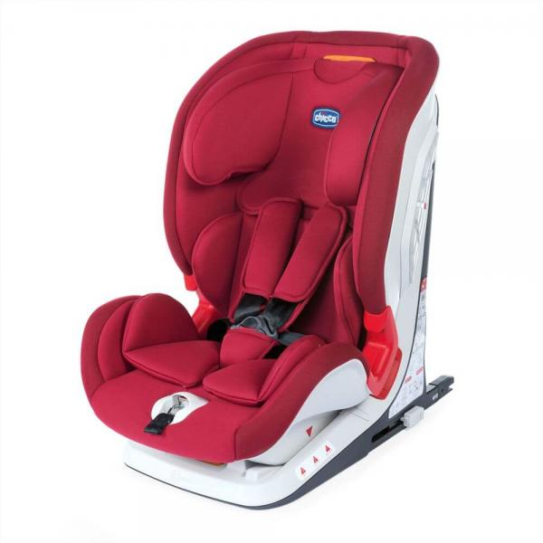 Автокресло Chicco Youniverse Fix (9-36 kg) Red Passion 12+