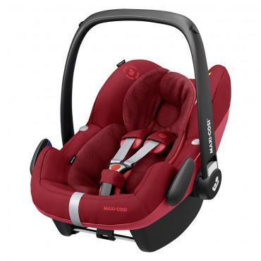 Автокресло Maxi Cosi Pebble Pro i-Size (0-13 кг)  Essential Red