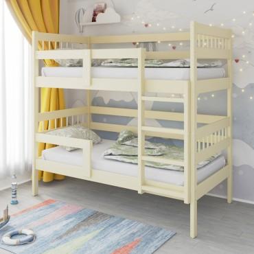 Кровать Подростковая двухъярусная Hanna 2 Бежевый