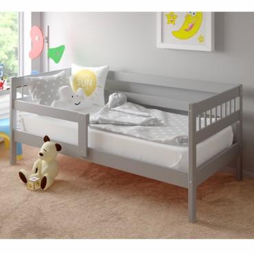 Кровать Подростковая PITUSO Hanna, Серый
